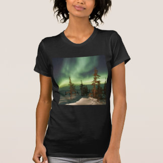 Northern Lights Canada T-Shirt