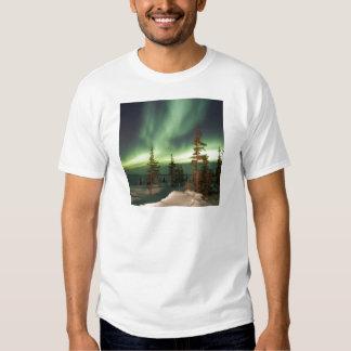 Northern Lights Canada Tshirts
