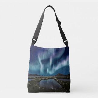 Northern Lights Cross Body Bag
