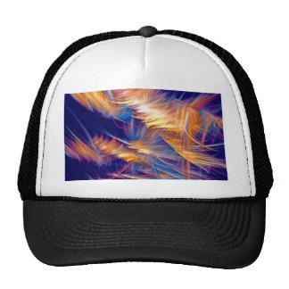 Northern lights mesh hat