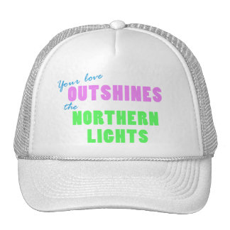 Northern Lights Hat