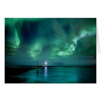 Northern Lights Iceland Card