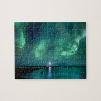 Northern Lights Iceland Jigsaw Puzzle