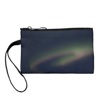 Northern Lights Loop Coin Wallet