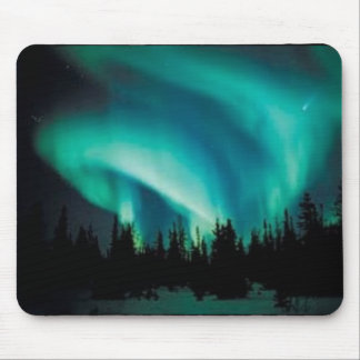 NORTHERN LIGHTS MOUSE MAT