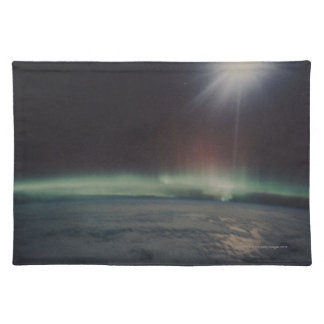 Northern Lights on the Horizon Place Mats