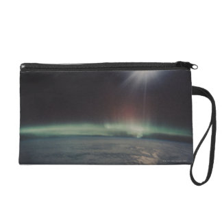 Northern Lights on the Horizon Wristlet