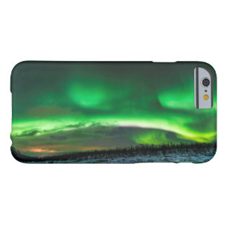 Northern Lights Over Abisko Sweden Barely There iPhone 6 Case