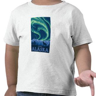 Northern Lights - Valdez, Alaska Shirt