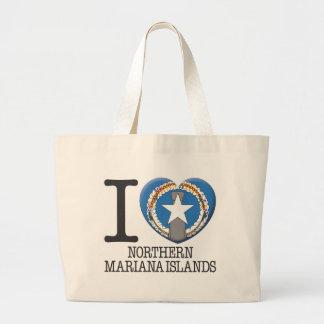 Northern Mariana Islands Tote Bag