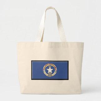 Northern Mariana Islands Flag Canvas Bag