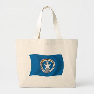 Northern Mariana Islands Flag Tote Bag