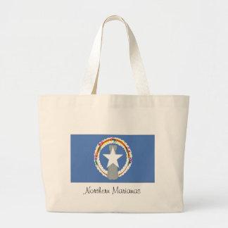 Northern Marianas flag Canvas Bag