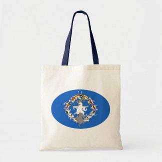 Northern Marianas Gnarly Flag Bag
