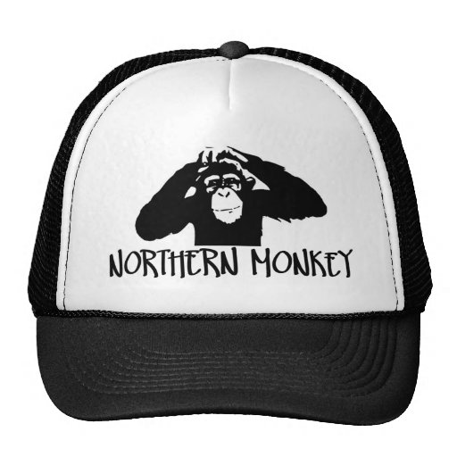 northern monkey mesh hats