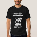 northern monkey tshirt