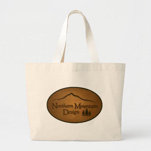 Northern Mountain Design LogoWare Canvas Bag