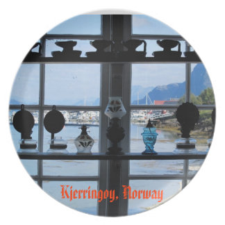 Northern Norway Harbour Plate