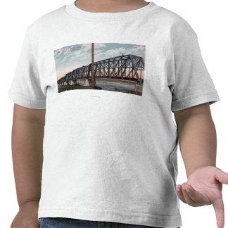 Northern Pacific Bridge View Tshirt