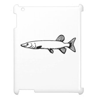 Northern Pike Cover For The iPad