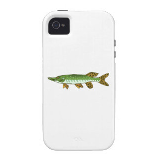 Northern Pike iPhone4 Case
