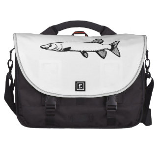 Northern Pike Laptop Bags
