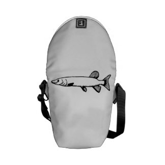 Northern Pike Courier Bag