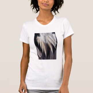 Northern Pintail Duck feather T-Shirt