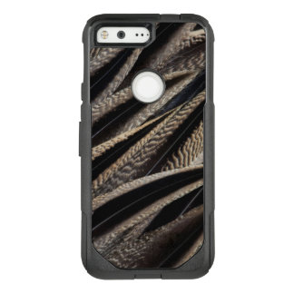Northern Pintail Duck Feathers OtterBox Commuter Google Pixel Case