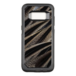 Northern Pintail Duck Feathers OtterBox Commuter Samsung Galaxy S8 Case