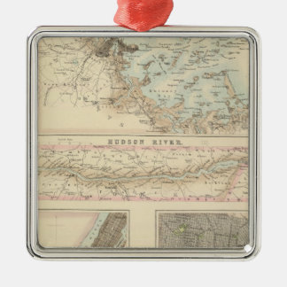 Northern Ports and Harbours in the United States Christmas Ornament