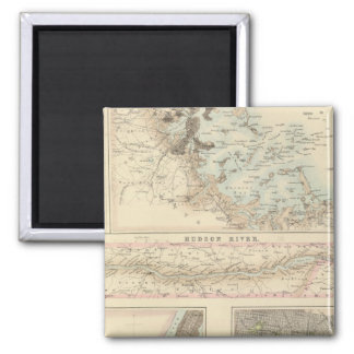 Northern Ports and Harbours in the United States Magnet