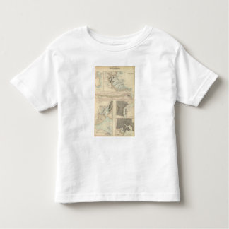 Northern Ports and Harbours in the United States Toddler T-Shirt
