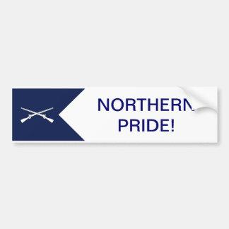 Northern Pride Bumper Sticker