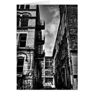 Northern Quarter Manchester Greeting Card