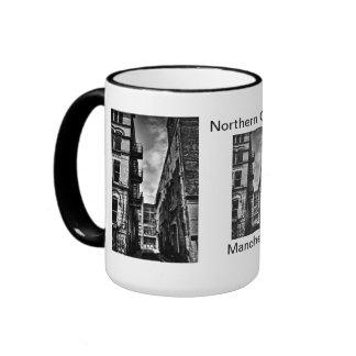 Northern Quarter Manchester Ringer Mug