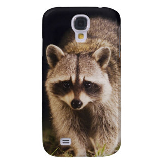 Northern Raccoon, Procyon lotor, adult at Galaxy S4 Case