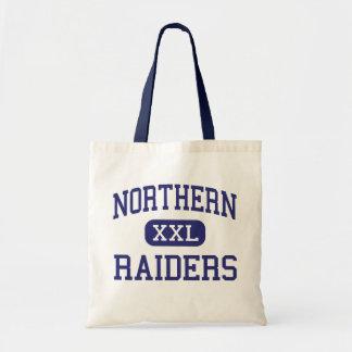 Northern Raiders Middle Roxboro Budget Tote Bag