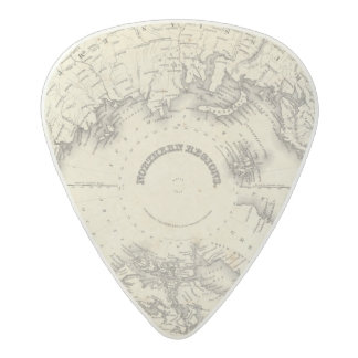 Northern Regions Acetal Guitar Pick