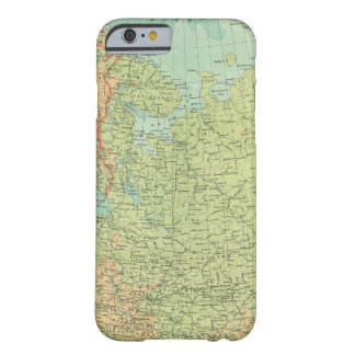 Northern Russia & Finland Barely There iPhone 6 Case