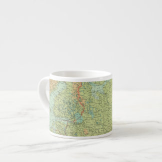 Northern Russia & Finland Espresso Cup