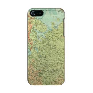 Northern Russia & Finland Incipio Feather® Shine iPhone 5 Case
