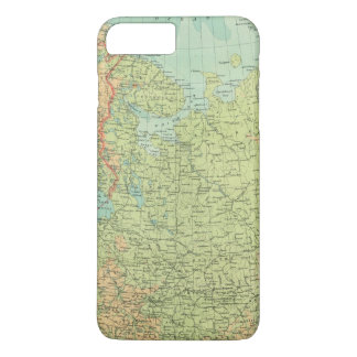 Northern Russia & Finland iPhone 8 Plus/7 Plus Case