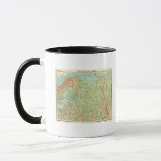Northern Russia & Finland Mug