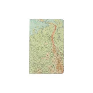 Northern Russia & Finland Pocket Moleskine Notebook