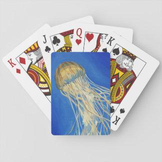 Northern Sea Nettle Poker Deck
