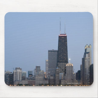 Northern section of the downtown Chicago skyline 3 Mouse Pad