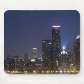 Northern section of the downtown Chicago skyline Mouse Pad