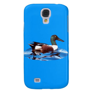 Northern Shoveler Galaxy S4 Cases