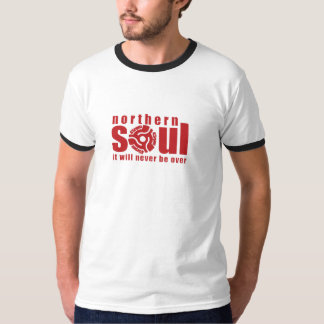 Northern Soul 45 red T-Shirt